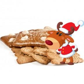 Gratis Weihnachts-Lebkuchen
