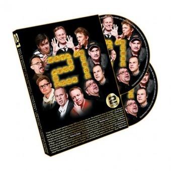 21 - Magic by Sweden Doppel-DVD-Set