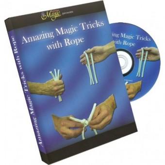 Amazing Magic Tricks with Rope
