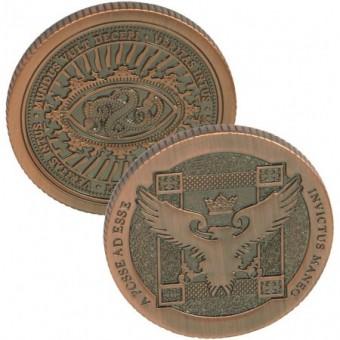 Copper Artifact Coins