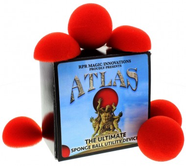 Atlas Sponge Ball Kit