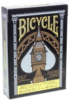Bicycle Architectural Wonders of the World Spielkarten