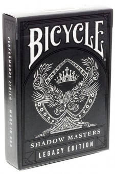 Bicycle Shadow Masters Deck (Legacy Edition)