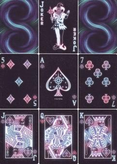 Bicycle Stargazer Spielkarten