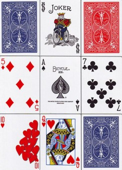 Bicycle Supreme Line Spielkarten