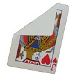 Bicycle Poker Trickkarten Bild / Blanko