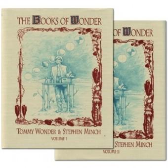 Books of Wonder 1+2 von Tommy Wonder