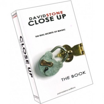Close Up - The Real Secrets of Magic Book