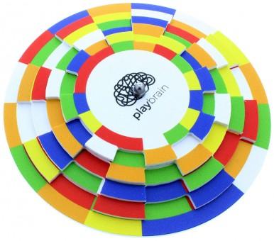 Color Clock - Farben Uhr (Playbrain)
