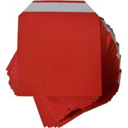 Deluxe Envelopes von John Morton Rot ohne Fenster