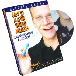 Easy to Master Thread Miracles DVD 3
