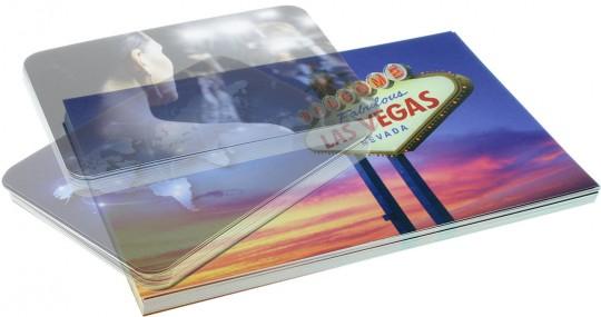 Ersatzkarten für Erinnerungen Postkarten