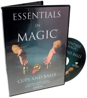 Essentials in Magic - Cups and Balls