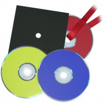 Farbwechselnde CDs