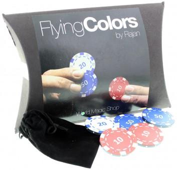 Flying Colors von Rajan