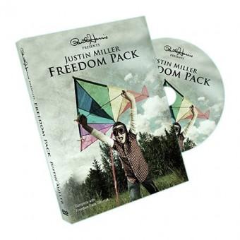 Freedom Pack von Justin Miller