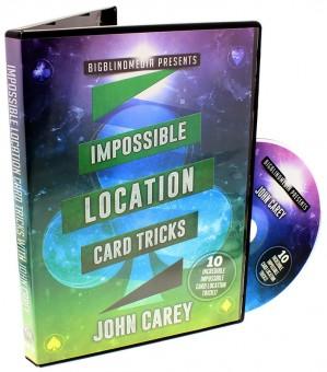 Impossible Location Card Tricks von John Carey