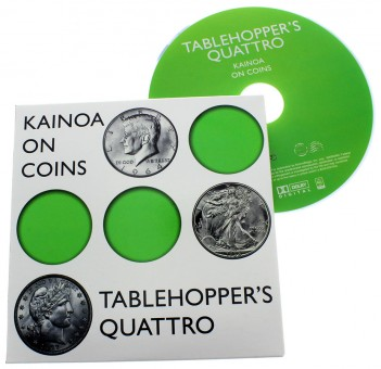 Kainoa on Coins - Tablehopper's Quattro