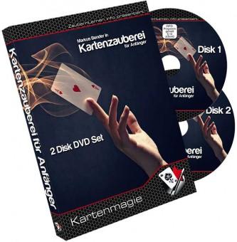 Kartenzauberei für Anfänger von Markus Bender