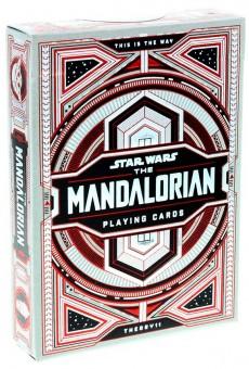 Star Wars Mandalorian Spielkarten