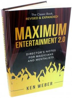 Maximum Entertainment 2.0 von Ken Weber