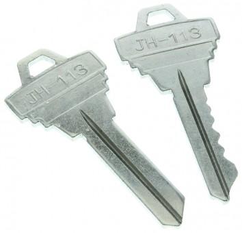 Melting Key - Schlüsselverwandlung