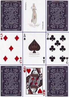 Monarchs Spielkarten von Theory11