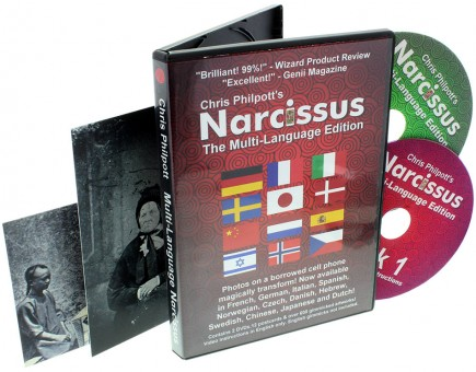 Narcissus Multi-Language 2er-DVD-Set von Chris Philpott