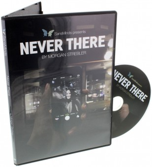 Never There von Morgan Strebler