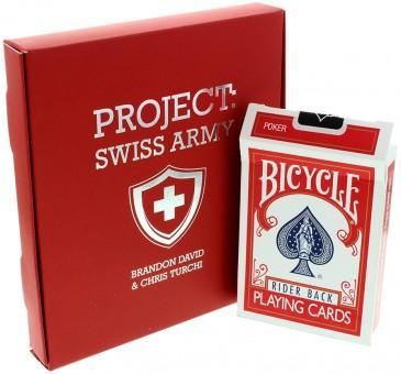 Project: Swiss Army von Brandon David und Chris Turchi