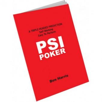 PSI-Poker von Ben Harris