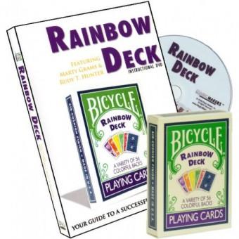 Rainbow Deck DVD Set