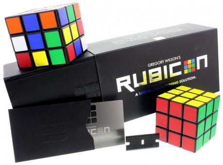 Rubicon 2.0 von Gregory Wilson