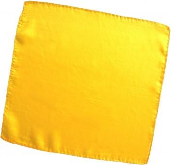 Seidentuch Gelb / 6 Inch / 15 cm