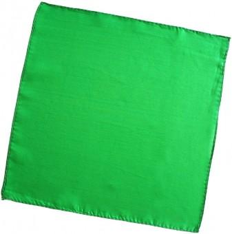 Seidentuch Grün | 6 Inch / 15 cm