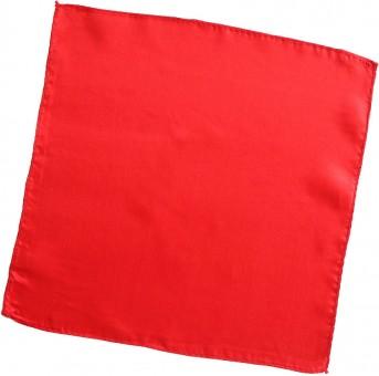 Seidentuch Rot | 12 Inch / 30 cm