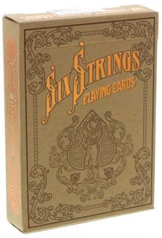 Six Strings Spielkarten (Limited Edition)
