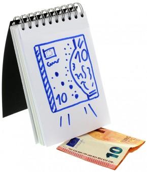 Sketch Money von Joao Miranda