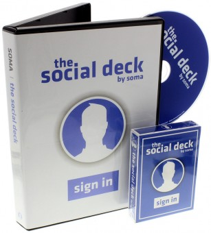 Social Deck von Soma