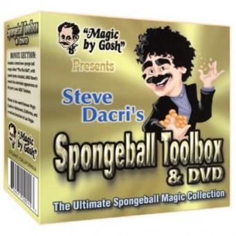 Spongeball Toolbox mit DVD