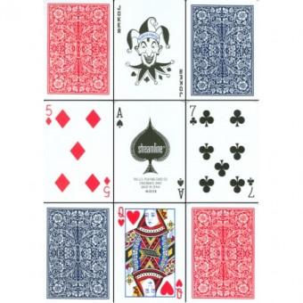 Streamline Nr 1 Poker Rot