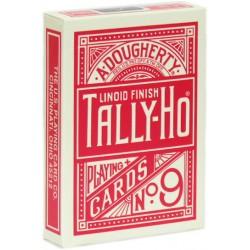 Tally-Ho Poker Circle Back Rot