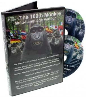 100th Monkey Multi-Language 2er-DVD-Set von Chris Philpott