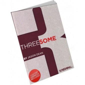 Threesome von Jason Dean (Booklet inkl. Gimmick)