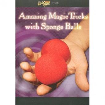 Amazing Tricks with Sponge Balls