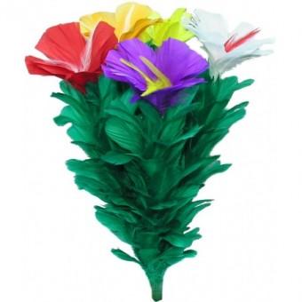 Wachsender Blumenstrauss