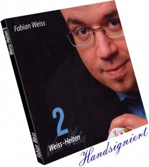 Weiss-Heiten 2 von Fabian Weiss