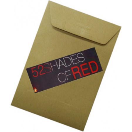 52 Shades of Red - Gimmicks (20 Stück)
