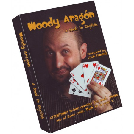A Book in English von Woody Aragon