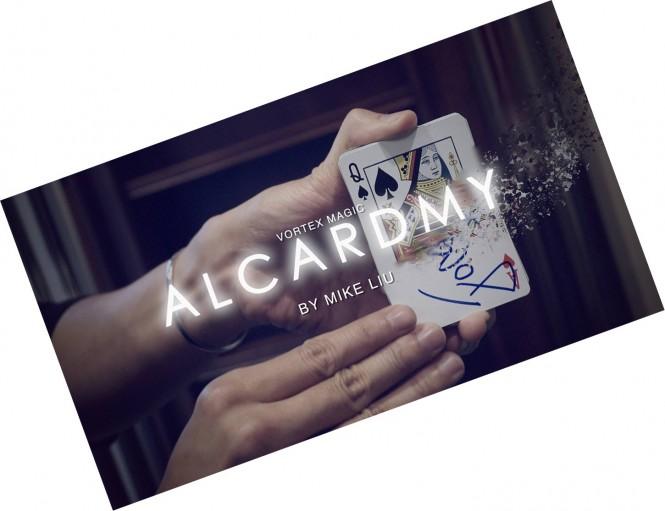 Alcardmy von Mike Liu